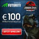 Freispiele bei Futuriti Casino