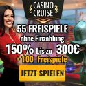 Casino Cruise 55 Freispiele