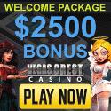 10 Freispiele Gratis bei Vegas Crest