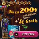 7€ kostenlose Guthaben bei Winorama
