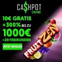 Cashpot Casino im Test und 10€ Startguthaben