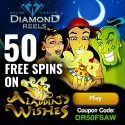 Freispiele Gratis bei Diamond Reels Casino