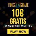 Times Square Casino Bonus und Testbericht