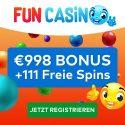 Fun Casino Bonus und Bewertung